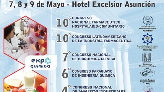 8° Congreso de Ciencias Químicas